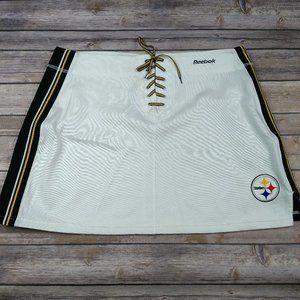 ReebokPittsburgh Steelers NFL Skirt Juniors XL 15